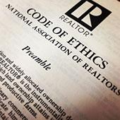 National Association of REALTORS® Code of Ethics Preamble